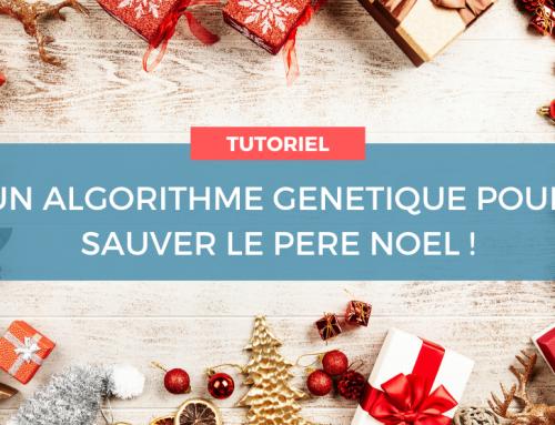 UN ALGORITHME GENETIQUE POUR SAUVER LE PERE NOEL