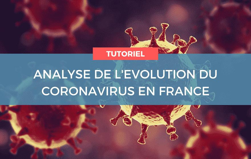 Evolution du Coronavirus en France