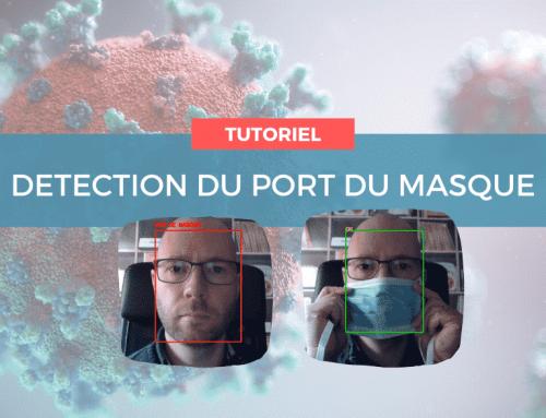 DÉTECTION DU PORT DU MASQUE SUR UN FLUX VIDEO