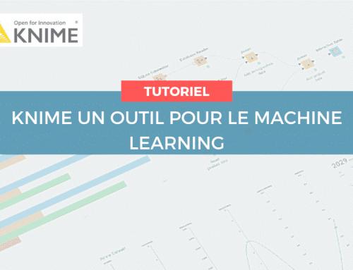KNIME UN OUTIL POUR LE MACHINE LEARNING