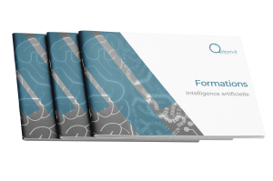 Catalogue formation intelligence artificielle - QSTOM IT